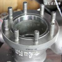 高压阀门金属缠绕专用垫片