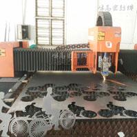 温州钢板切割厂家激光加工