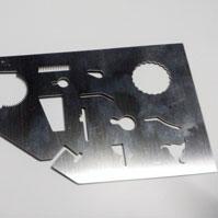 不锈钢激光切割件
